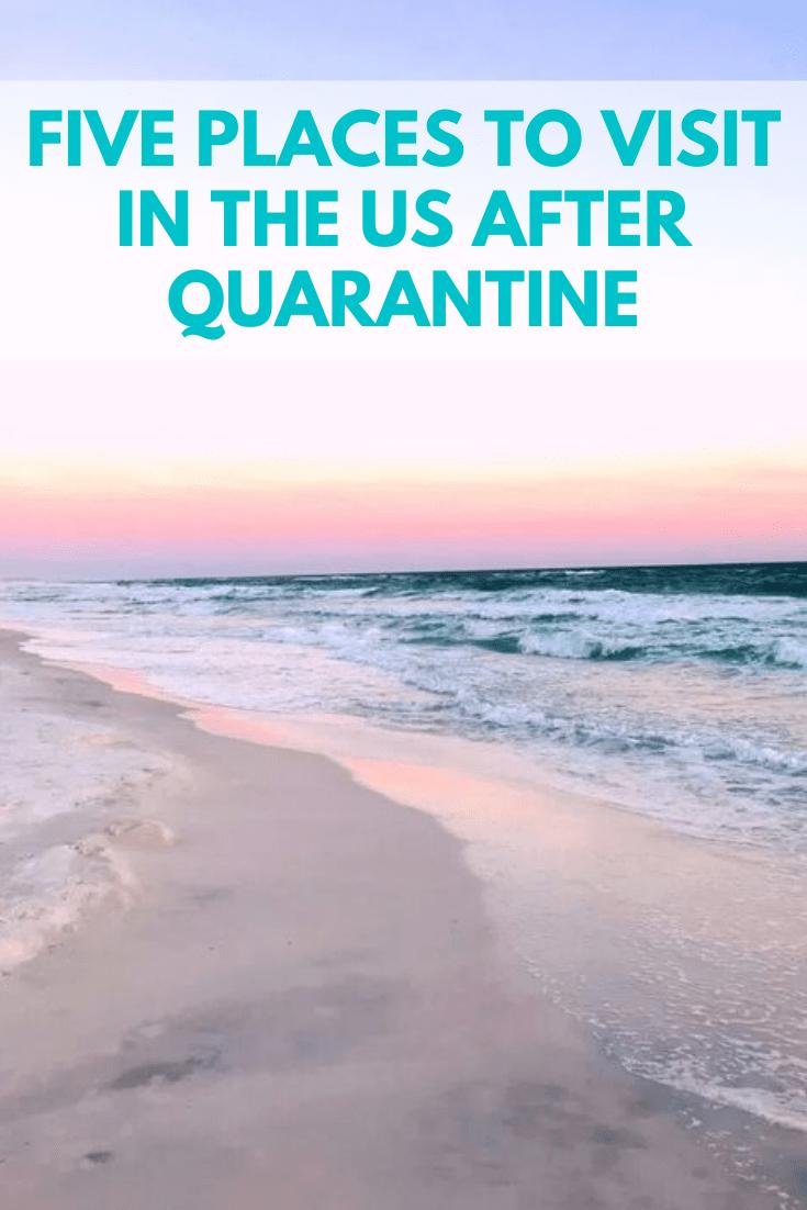 quarantine places after