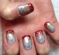 My Favourite Christmas Nails. | Carlybow Nails