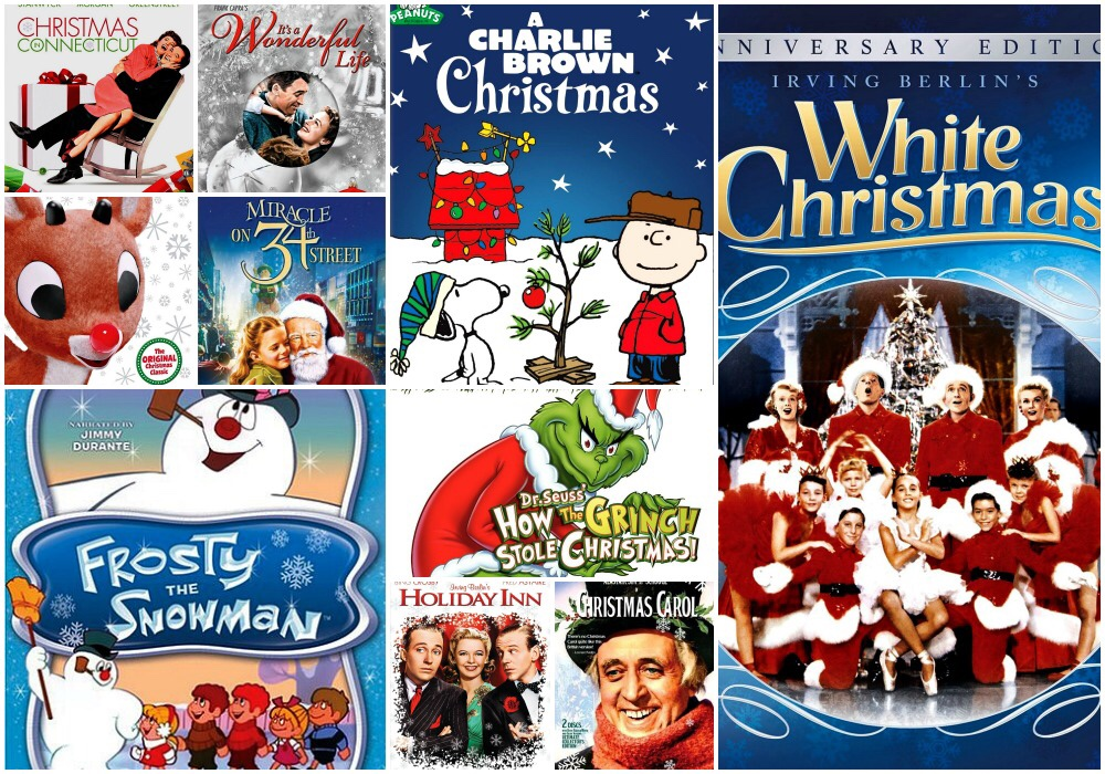Project: watch all the holiday movies