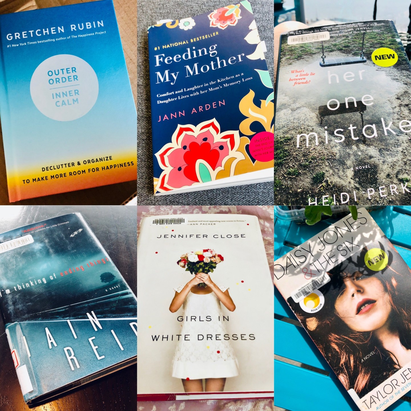 What I read: May 2019