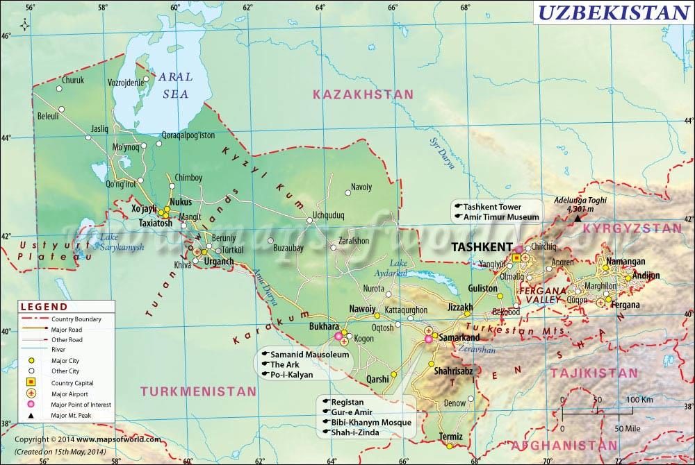 Unique and Unusual Uzbekistan A Destination Guide Carlys