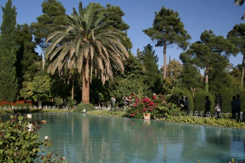 Bagh-e Eram, Shiraz - beautiful gardens like this are just another reason why you should travel to Iran.