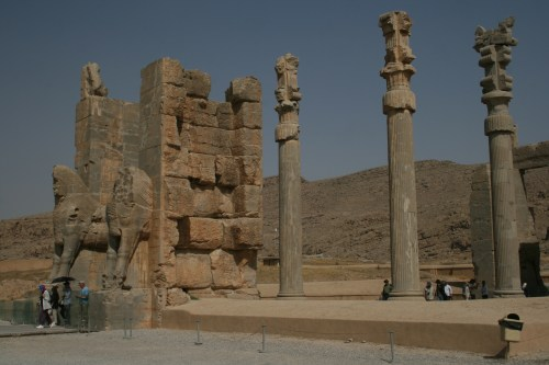The Gateway of All Nations, Persepolis