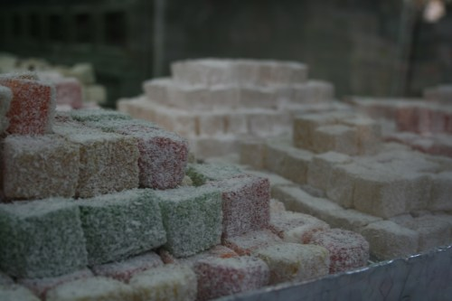 Turkish delight - a must while in Turkey!!