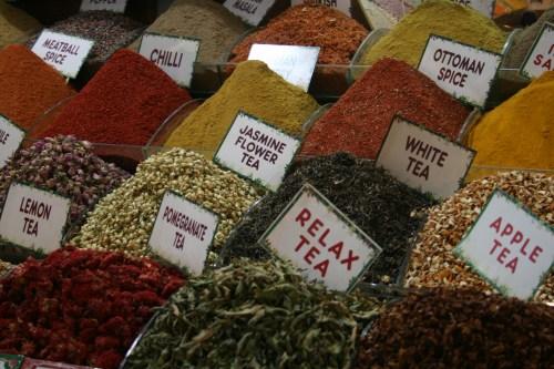 The Spice Bazaar, Istanbul