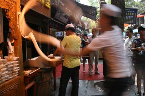 Xian a food journey