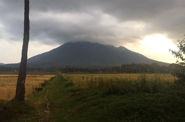 Volcano National Park sunrise