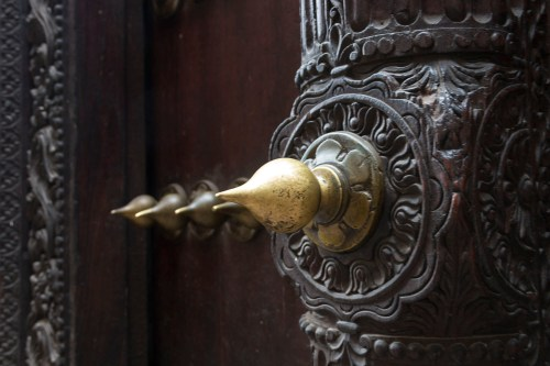 Door Details, Stone Town