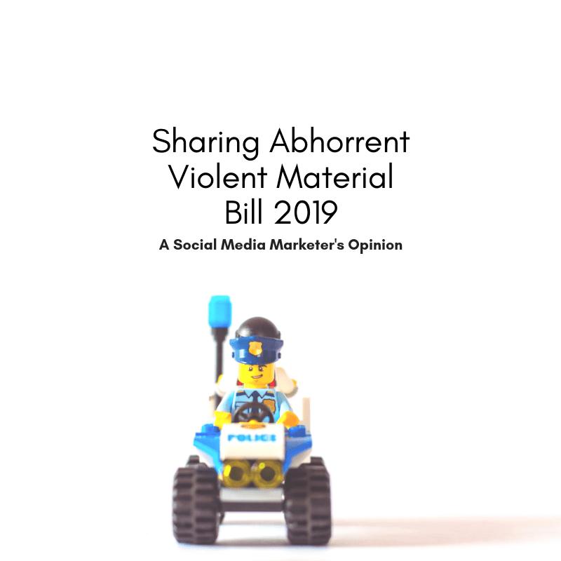 Abhorrent Violent Material