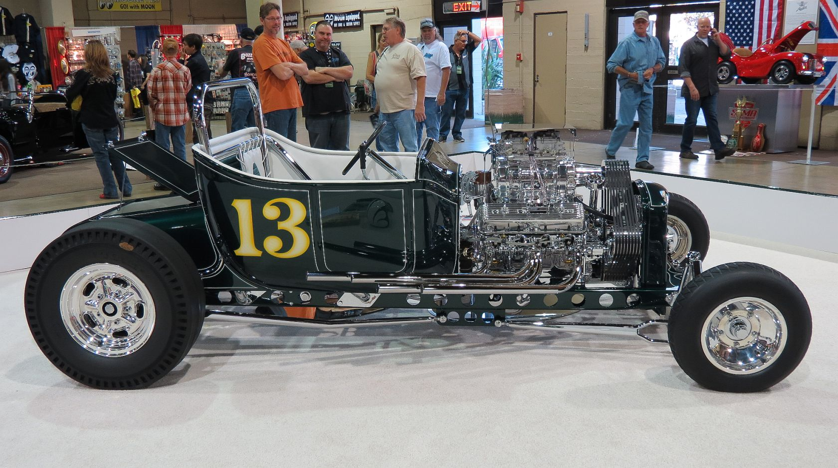 Grand National Roadster Show  Choices
