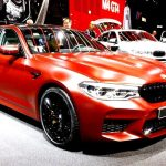 All New Bmw M5 Debuted At 2018 Auto Expo Car Malik