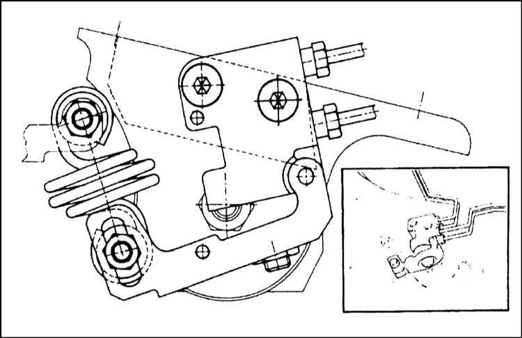Конструкция системы, описание отдельных узлов и механизмов