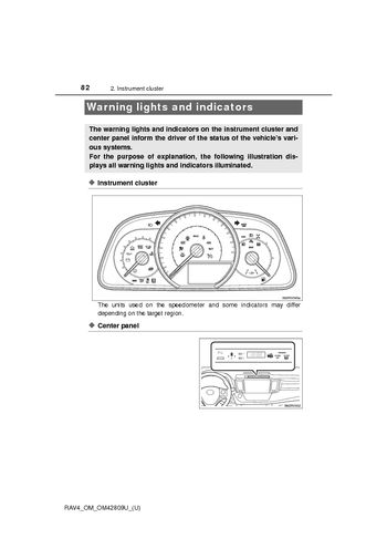Lexus Warning Lights, Lexus, Free Engine Image For User