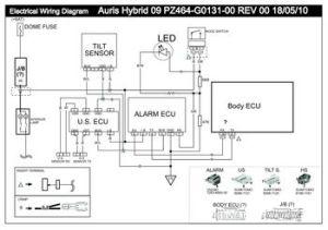 2012 Toyota Auris  VSS1 Electrical Wiring Diagram  PDF