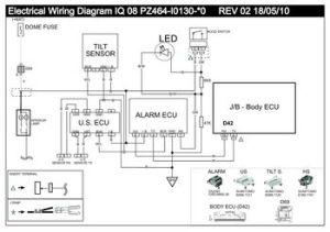 2008 Toyota IQ  VSS1 Electrical Wiring Diagram LHD  PDF