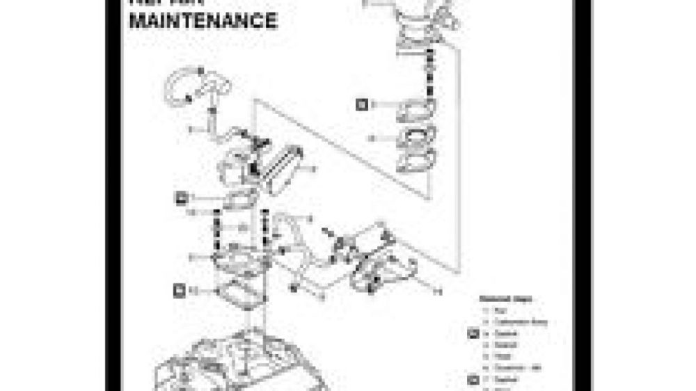 medium resolution of electrical wiring diagram operation and maintenance manual epc