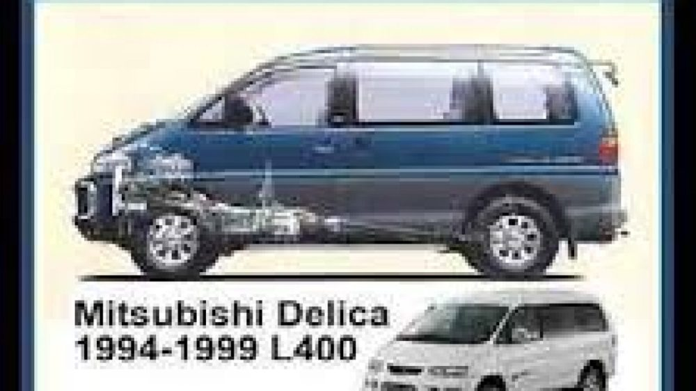 medium resolution of mitsubishi delica wiring diagram