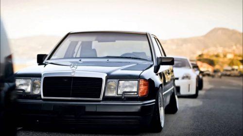 Mercedes Benz W124 Parts List