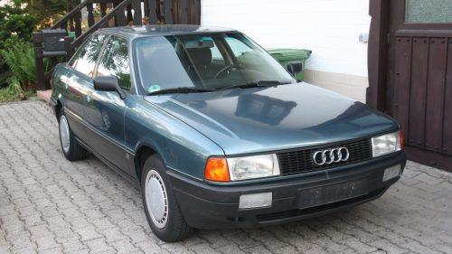 Audi 80 Cabriolet Wiring Diagram And Electrical System Schematics 97
