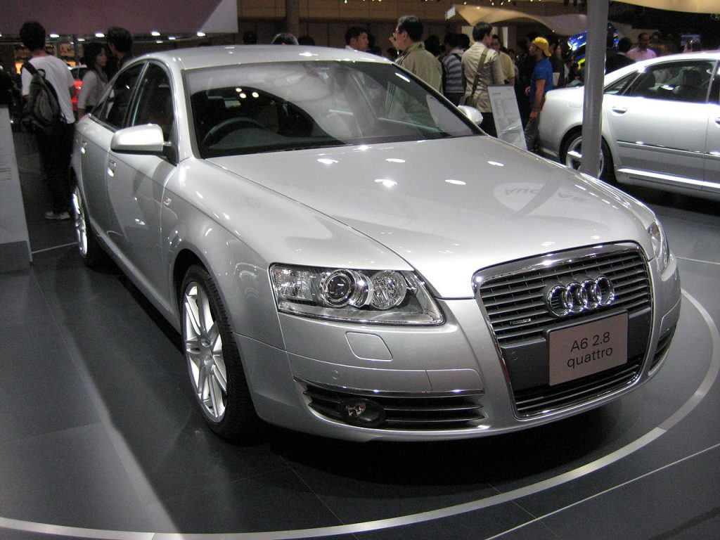 hight resolution of audi a6 c6 pdf service repair manuals