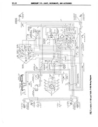 1961 Ford and Mercury Truck Series 850-1100 Shop Manual