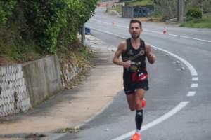 El maratón Vig-Bay de Javi Conde