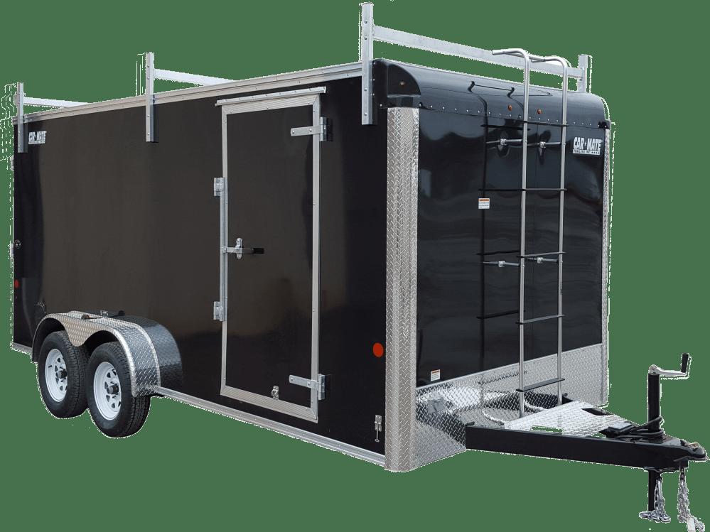 medium resolution of custom cargo contractor trailer