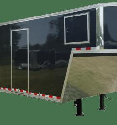 eagle series car trailer 5th wheel [ 1381 x 700 Pixel ]