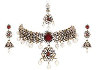 Victorian Jewelry Set