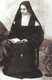 Résultats de recherche d'images pour «elisabeth de la trinité»