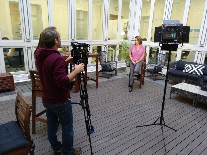 Entrevista YWT Tesis Canal Sur