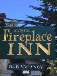 Carmel Fireplace Inn | Carmel Guide