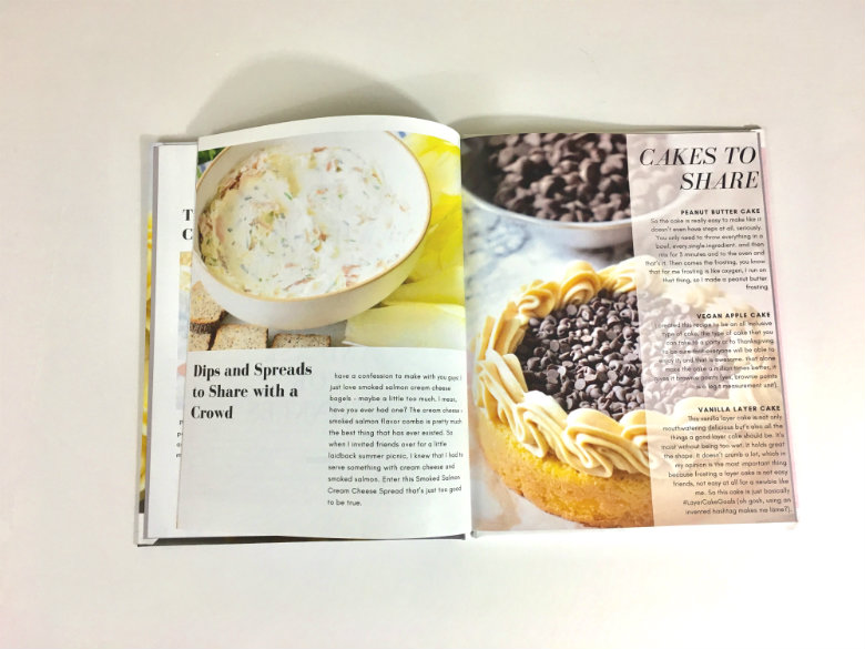 how to make your own recipe book holiday gift idea carmela pop