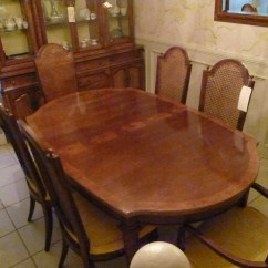 Cane Dining Chairs For Sale Quincy Swivel Chair Welcome To Carmela's Estate Sale! | Carmela's