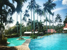 Bahura Beach Resort in Dauin