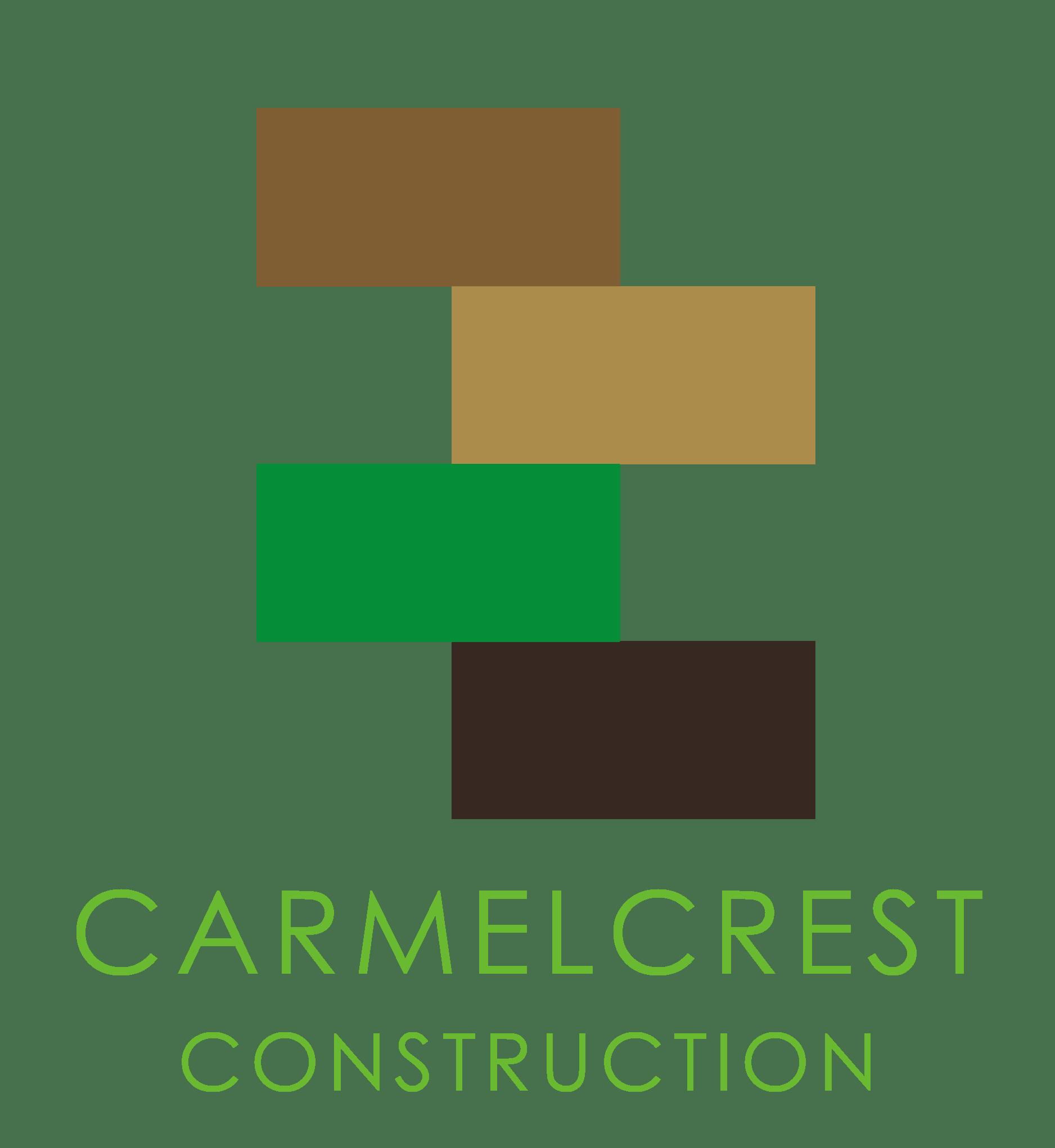 Carmelcrest Construction Logo LARGE