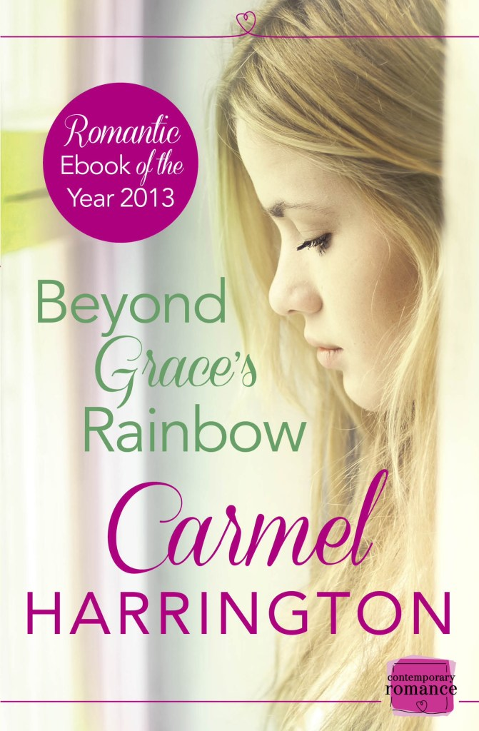 Beyond Grace's Rainbow Paperback Cover