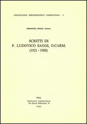 Colectanea Bibliografica Carmelitana