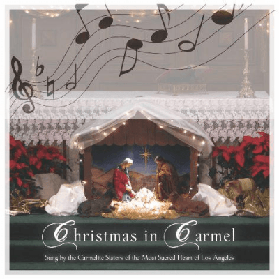 Christmas in Carmel CD