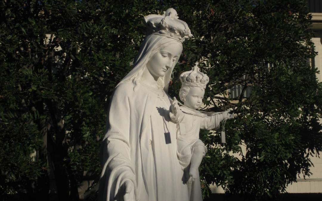Why Mary?