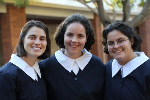 Three Postulants