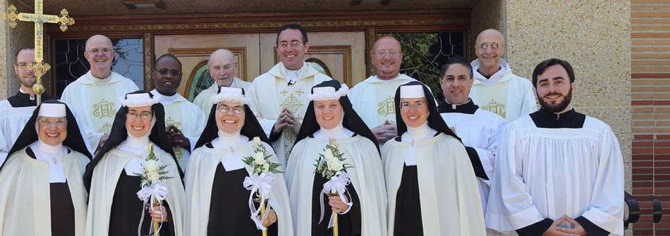 First Profession of Vows | July 16, 2014