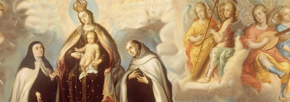St. Teresa and St. John of the Cross