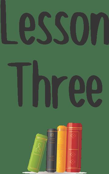 lesson 3 icon