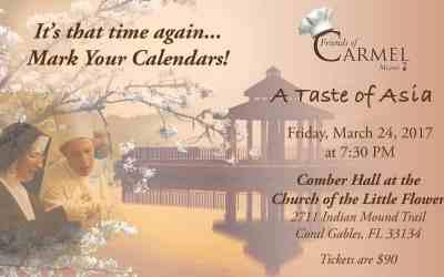 Friends of Carmel, Florida | March 24, 2017