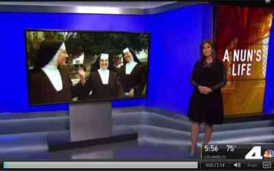 Carmelite Sisters Featured on NBC4