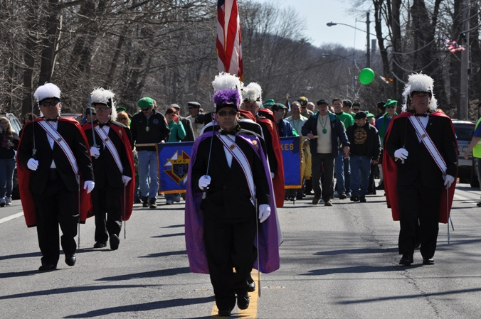 Knights Of Columbus Cape Colors