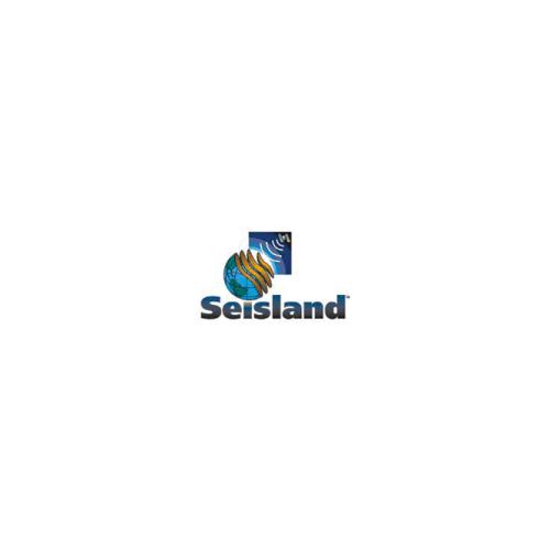 logo for Seisland Surveys ltd in calgary