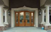 Exterior Entryways Designs