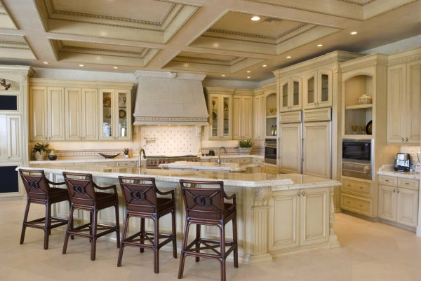 Tuscan Style Interior Design Kitchen